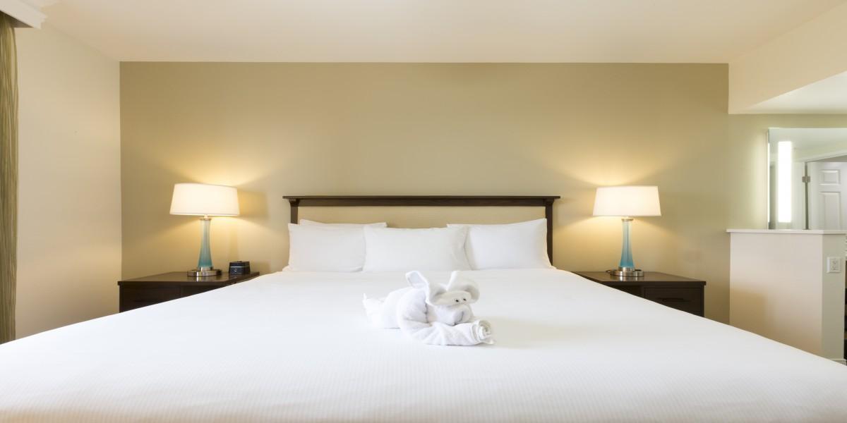 TWO BEDROOM CONDO SUITE