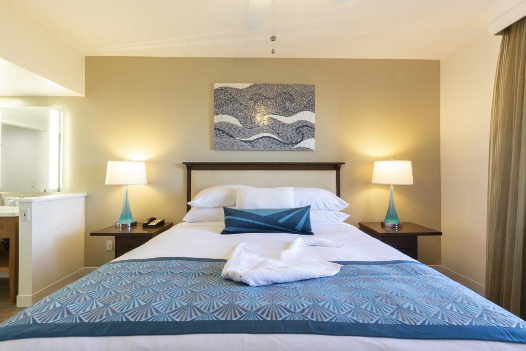 OCEAN VIEW TWO BEDROOM CONDO SUITE