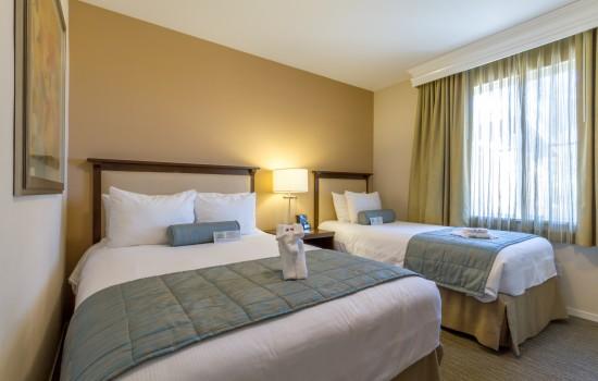 Rooms - Two Bedroom Guest Room