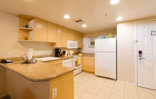 Rooms - Full Kitchens