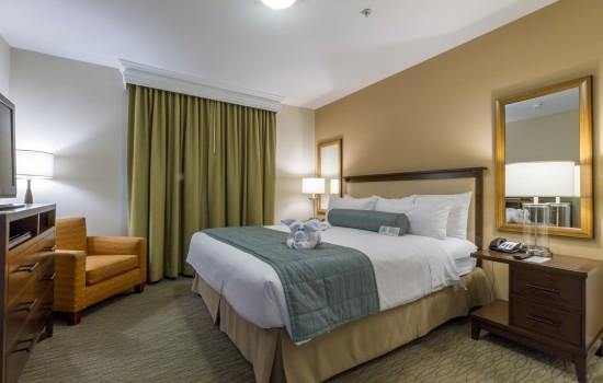 THREE BEDROOM CONDO SUITE