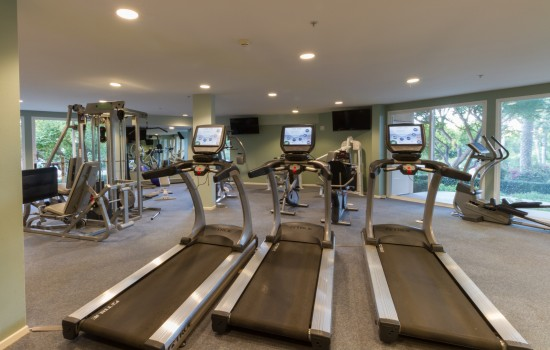 Amenities - Fitness Center