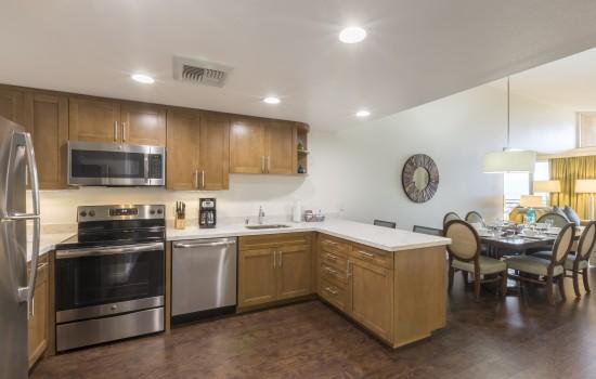 Rooms - Condo Full Kitchen