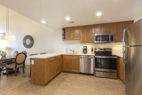 Full Kitchens All Appliances