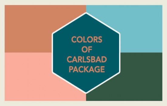 Colors of Carlsbad Package