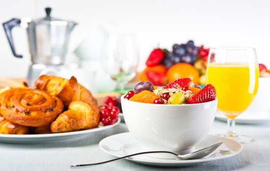 RISE AND DINE BREAKFAST PACKAGE